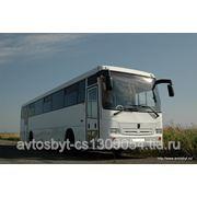 Автобус НефАЗ - 5299-37-32 на базе низкопольного шасси фото