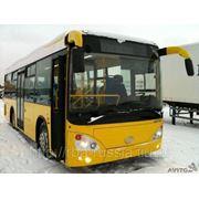 Автобус Higer KLQ6891GA город фото