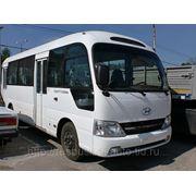 Автобус Hyundai фото