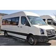 Маршрутка VolksWagen Crafter 50 мест 19+7 город фото