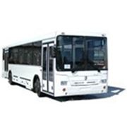 Пригородный автобус НЕФАЗ-5299-11-32 фото