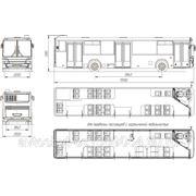 Автобус НефАЗ-52994 низкопольный