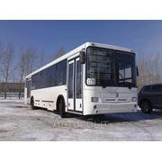 Автобусы НЕФАЗ фото