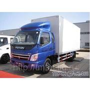 Изотермический фургон Foton BJ5041V9BB5-2 (3 тонны) фото