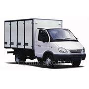 Фургон хлебный ГАЗ-3302