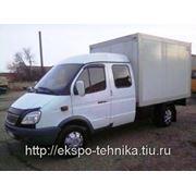 ГАЗ-33023 «ГАЗель-Фермер» изотермический фургон фото