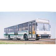 Автобус НефАЗ-5299 архивная модель фото