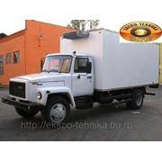 ГАЗ-3309 изотермический фургон