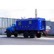 АРС Агрегат ремонтно-сварочный на шасси Урал КАМАЗ фото