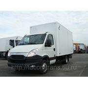 IVECO Daily 35С13 Промтоварный фургон 3750 мм и 4350 мм фото