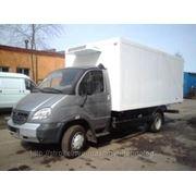 ГАЗ-33106 Валдай изотермический фургон