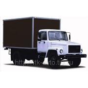 Фургон промтоварный ГАЗ-3309