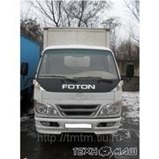 Изотермический фургон Foton BJ5041V9JB5-3 (1,75 тонны) фото