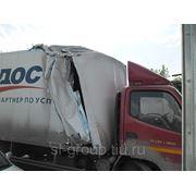 Востановление фургонов после ДТП фото