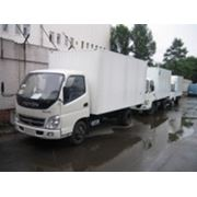 Минигрузовик 10 тонн 4x2 фото