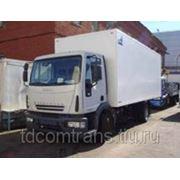 Iveco Eurocargo 100 промтоварный фургон 5,45 м фото