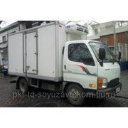 Рефрижератор фургон Hyundai HD 45 фото