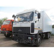МАЗ 6312А8-325-012 сэндвич-фургон