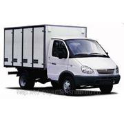 Хлебный фургон на базе ГАЗ 3302