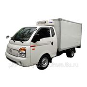 Hyundai porter II фургон рефрижератор фото