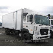 Фургон изотермический Hyundai HD170 42 метр. куб, 8500 кг.