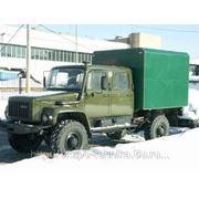 """ГАЗ-33081 """"Егерь-2"""" изотермический фургон фото"""