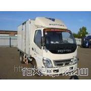 Изотермический фургон Foton BJ5041V9ВB5-2 (1,5 тонны) фото