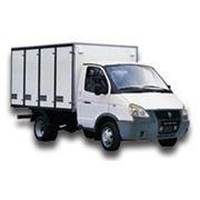 Фургон хлебный ГАЗ фото
