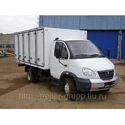 Газ-33106 Валдай хлебный фургон