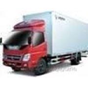 Фургон Foton BJ1069VCJEA-SA промтоварный оцинкованный полимер (Меткомплекс)