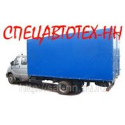 Еврофургон ГАЗ-331063 Валдай-Фермер