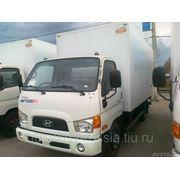 Фургон промтоварный Hyundai HD78 Long будка 6,2м. фото