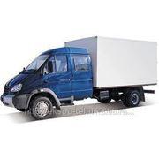 "ГАЗ-331063 ""Валдай"" изотермический фургон"