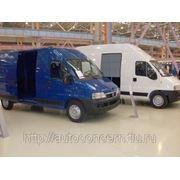 Фургоны и комби Fiat Ducato