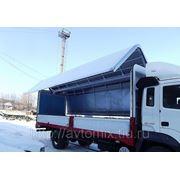 """Грузовой автомобиль Hyundai HD-170 (фургон """"Бабочка"""") 2013 г. фото"""