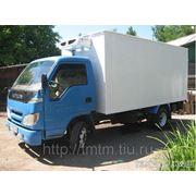 Изотермический фургон Foton BJ5049V9BEA-KS1 (3 тонны) фото