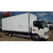 hino хино 300 фургон грузовой изотермический производства завода гирд фото