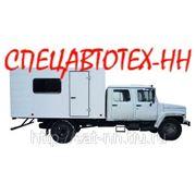 Автомастерская ГАЗ-3309 Егерь