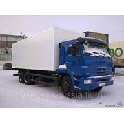 Фургон промтоварный КамАЗ 65117 фото