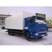 Фургон промтоварный КамАЗ 65117