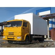 Изотермический фургон Камаз 4308-3064-79 фото