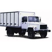 Фургон хлебный ГАЗ - 3309