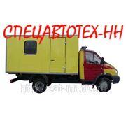 Аварийная служба ГАЗ-33106 Валдай