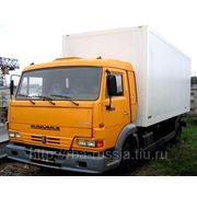 Промтоварный фургон на КамАЗ-4308-3064-79 фото