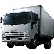 Isuzu NPR75 фургон изотермический