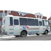 ПАЗ 4234 для перевозки инвалидов фото