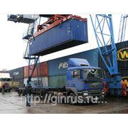 Экспорт Российской продукции в Китай. фото