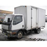 Грузовой фургон MITSUBISHI CANTER( Кантер)