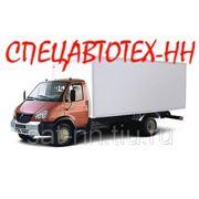 ГАЗ-33106 Валдай промтоварный фургон