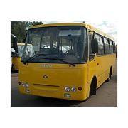 Автобусы Isuzu А-09204 Городские.